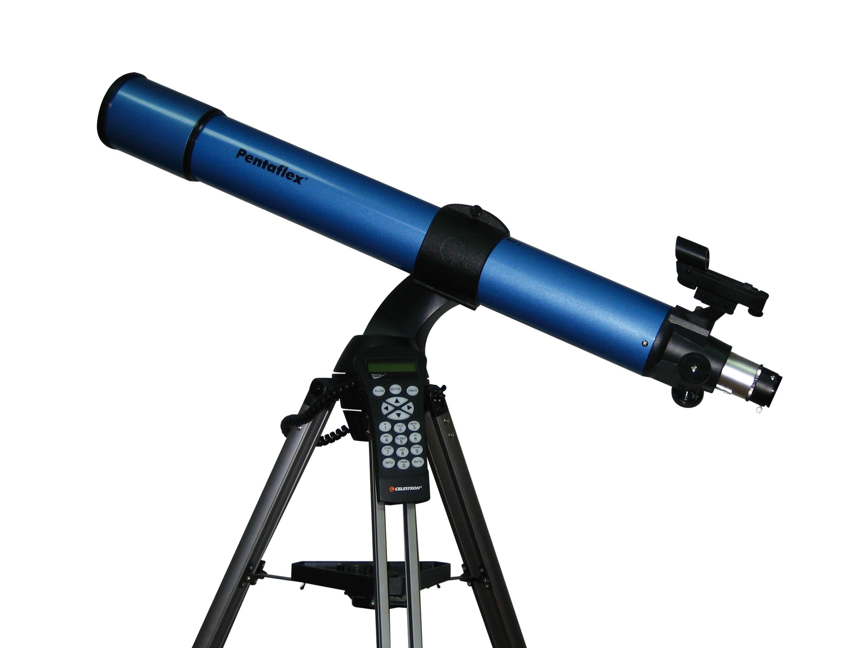 5 - Telescopio PENTAFLEX Refractor 80900 GOTO
