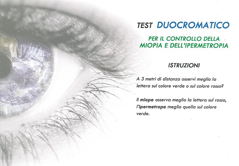 test-duocromatico